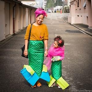 Déguisement Carnaval Original : deguisement sirene adulte a fabriquer ~ Melissatoandfro.com Idées de Décoration