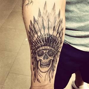 Tatouage Plume Indienne Signification : tatouage am rindien tattoo univers ~ Melissatoandfro.com Idées de Décoration