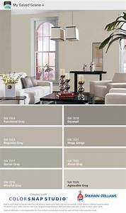Sherwin Williams Interior Paint Color Schemes