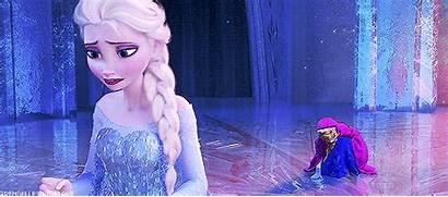 Disney Anna Frozen Elsa Heart Years Via
