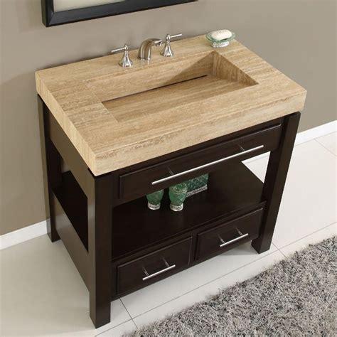 Drop In Vanity Sink by 36 Perfecta Pa 5522 Bathroom Vanity Single Sink Cabinet