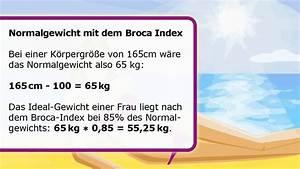 Normalgewicht Berechnen : bmi rechner so kannst du deinen bmi berechnen body mass index youtube ~ Themetempest.com Abrechnung