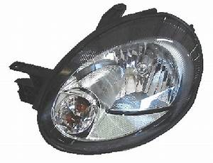 Dodge Neon Headlights Lens At Monster Auto Parts
