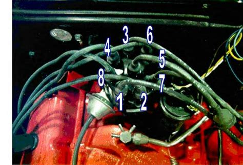 spark plug wiring diagram corvetteforum chevrolet
