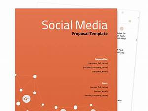 free business proposal templates With social media rfp template