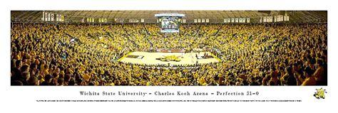 wichita state university shockers charles koch arena