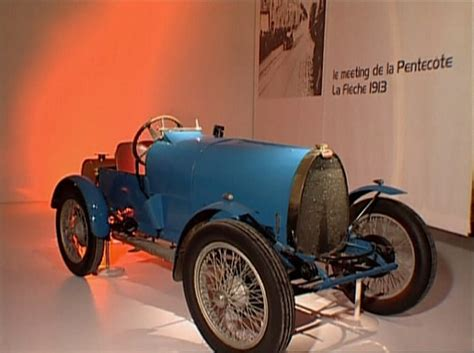 1921 Bugatti Type 13 Biplace Course In