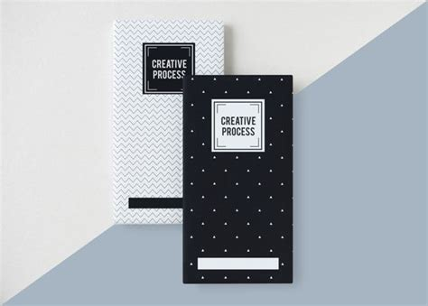 creative cover mockup