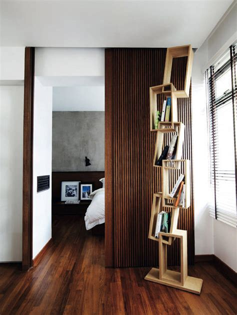 space saving sliding doors   small space home
