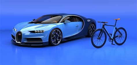 This special bicycle came about as a collaboration between bugatti and … PG x BUGATTI Bike - TheArsenale