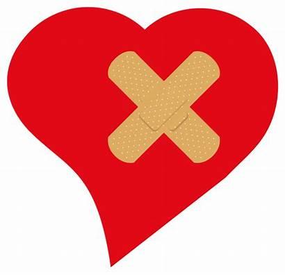 Heart Svg Clipart Bandage Bandaged Commons Wikimedia