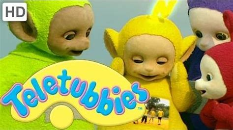 video teletubbies colours yellow hd video