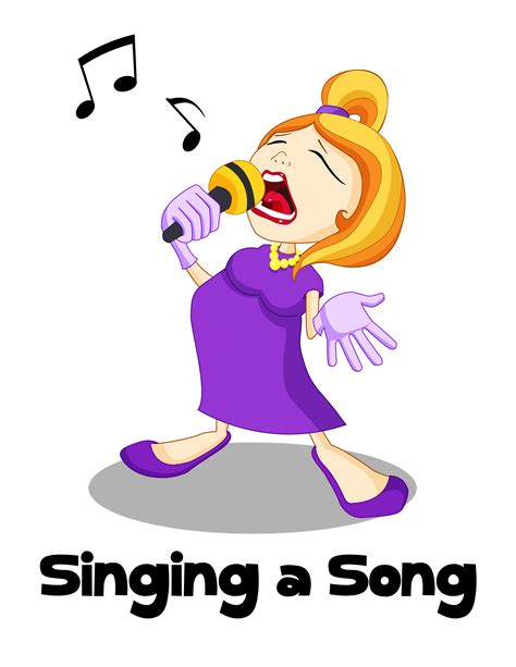 Song Clipart Song Clipart Clipground