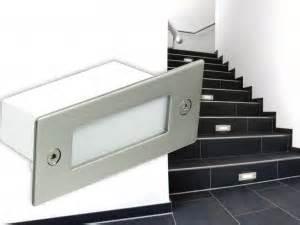 wandeinbauleuchten treppe led wandeinbauleuchten kaufen bei led lichtraum de