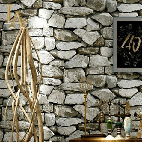 3d Brick Wallpaper South Africa by Other Home Decor Vintage 3d Brick Wallpaper For