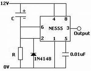 water pump hysteresis circuit reukcouk With simple time delay circuit using the ne555 timer ic in monostable