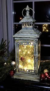 15, Cool, Ways, To, Style, A, Lantern, For, Christmas