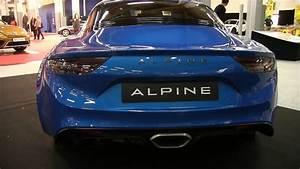 Salon De L Auto Toulouse 2016 : nouvelle alpine a110 salon de l 39 auto 2017 toulouse youtube ~ Medecine-chirurgie-esthetiques.com Avis de Voitures