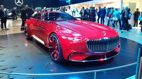 Mercedes Maybach 6 Wikipedia