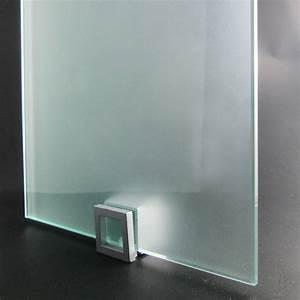 Paroi Douche Verre Sablé : tablette en verre pour douche valdiz ~ Premium-room.com Idées de Décoration