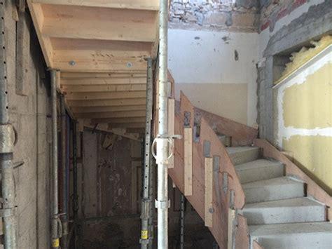 escalier coule en place escaliers coffrages gaillard
