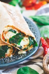 Starbucks Spinach Feta Breakfast Wrap