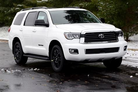 New 2019 Toyota Sequoia Trd Sport 4d Sport Utility In