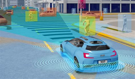 Autonomous Cars And The Sensors To Make Them Safe