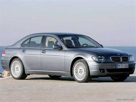 Bmw 7 Series Sedan Picture by 2006 Bmw 7 Series Sedan Specifications Pictures Prices