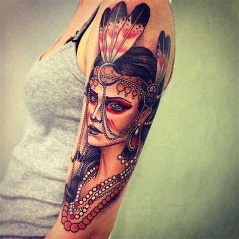 25+ Native American Tattoo Designs  Native American