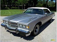 1975 Pontiac Bonneville Grand Ville Brougham Convertible