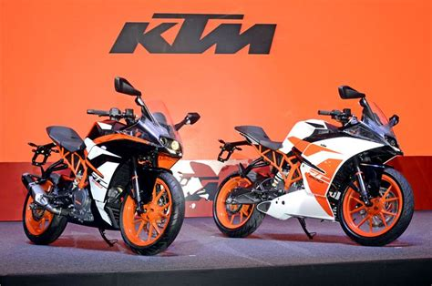 Ktm Rc 200 Image by 2017 Ktm Rc 390 Rc 200 Images Autocar India Autocar India