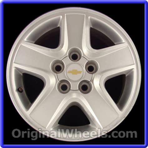 rims for 2005 chevy malibu oem 2005 chevrolet malibu used factory wheels from