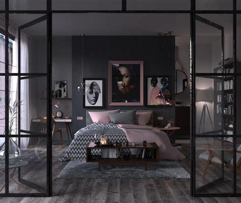 peinture paillet馥 pour chambre chambre mur noir paillete solutions pour la décoration intérieure de votre maison