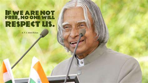 Dr. A.p.j. Abdul Kalam Quotes Desktop Wallpaper 13807