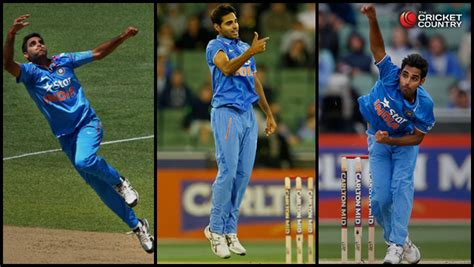 Bhuvneshwar Kumar in ICC World Cup 2015: India's strike ...