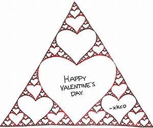 xkcd: Sierpinski Valentine