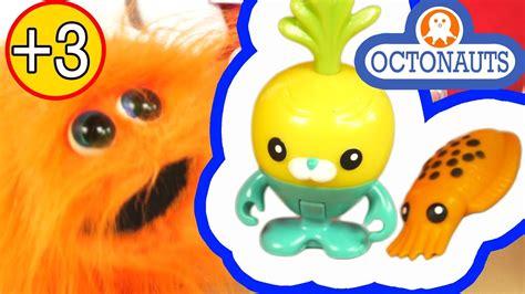 octonauts tunip   cuttlefish toy figure youtube