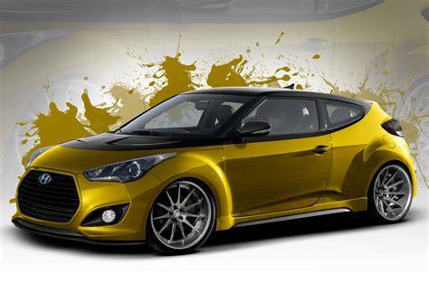 Fox Marketing Tunes A 370-hp Hyundai Veloster For 2013
