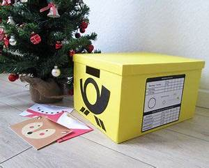 Namensschild Briefkasten Selber Machen : kinderpost selber machen inkl bastelvorlage f r postkarten bastelideen basteln ~ Frokenaadalensverden.com Haus und Dekorationen