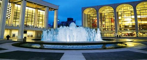 Lincoln Center's Avery Fisher Hall Tickets And Event
