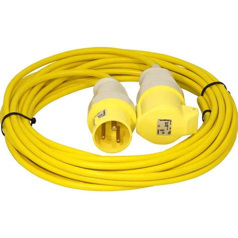 Extension Leads & Cable Reels - Ideal for Site Work - Sibbons