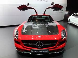 Mercedes Sls Amg Gt : file mercedes benz sls amg gt final edition at ~ Maxctalentgroup.com Avis de Voitures