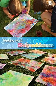 Malen Mit Kindern : malen mit seifenblasen ~ Orissabook.com Haus und Dekorationen