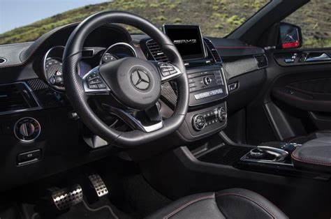 Gle 450 Amg Interior by Review 2016 Mercedes Gle450 Amg Coupe Ny Daily News