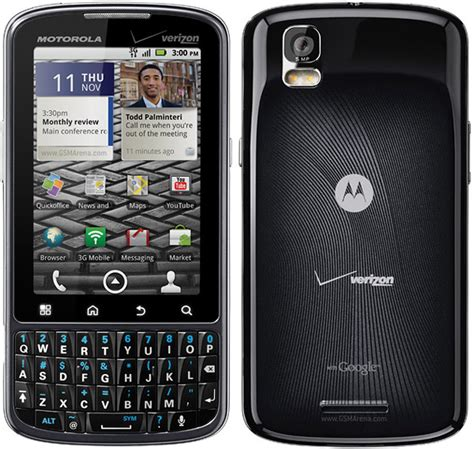 android pro motorola droid pro xt610 pictures official photos