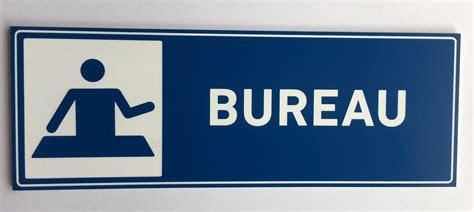 plaque de bureau plaques de porte sur mesure commande en ligne