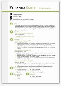 cool looking resume modern microsoft word resume template With free modern resume templates for word