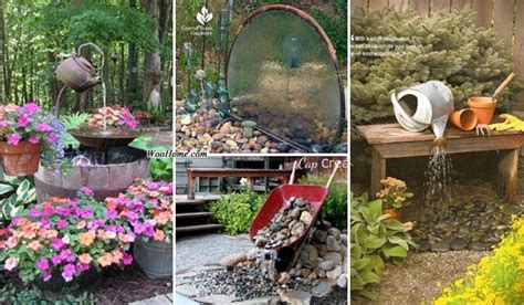 amazing  diy water features  bring tranquility  relaxation   home scaniaz
