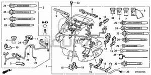 Engine Wire Harness For 2007 Acura Rdx 5